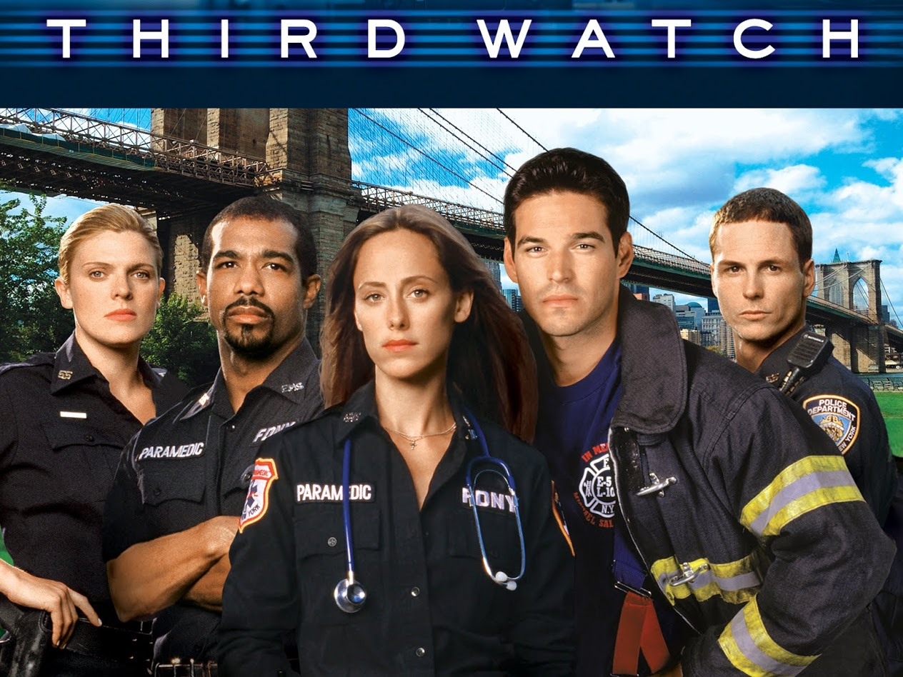 Guiesseppe Jones on Third Watch