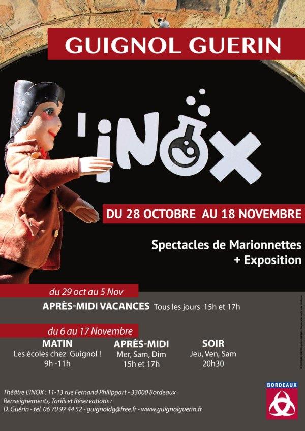 guignol au theatre l inox bordeaux octobre novembre 2017