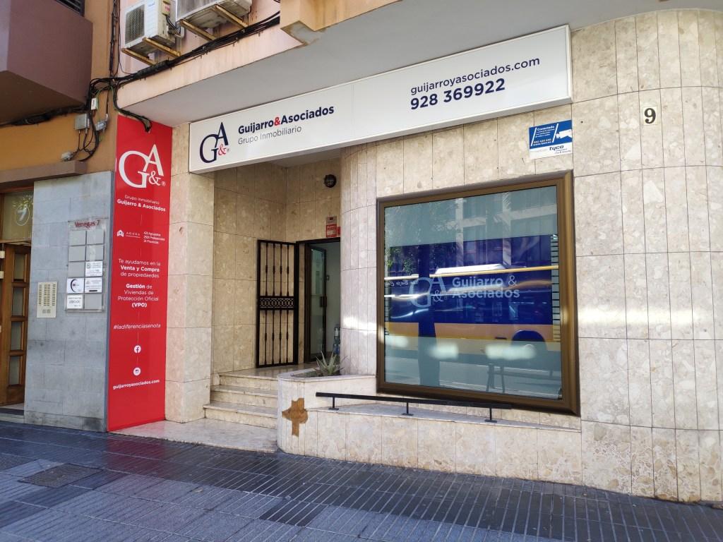 fachada oficina Grupo G&A