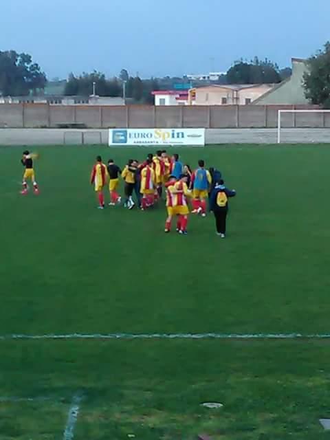 Calcio allievi provinciali Ghilarza