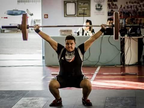 Coppa Italia Pesistica. In grande evidenza Nicola Piras di Domusnovas Canales nella categoria 94 kg