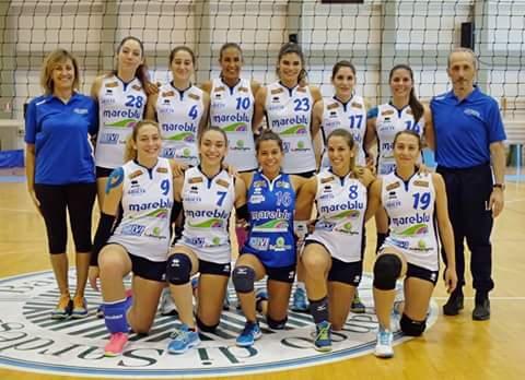 Volley Femminile C. L'Ariete parte con il piede giusto