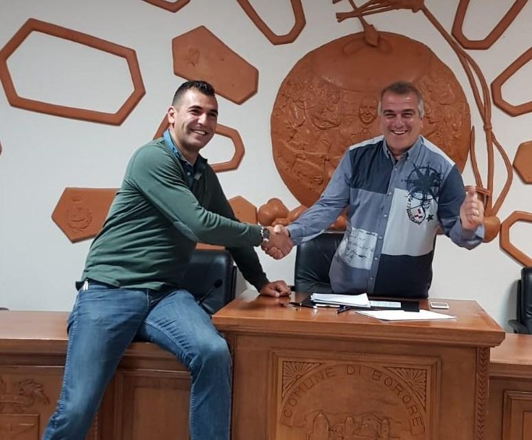 Calcio Promozione. Da Luciano Salaris a Mauro Trazzi: passaggio di consegne per la presidenza del Borore