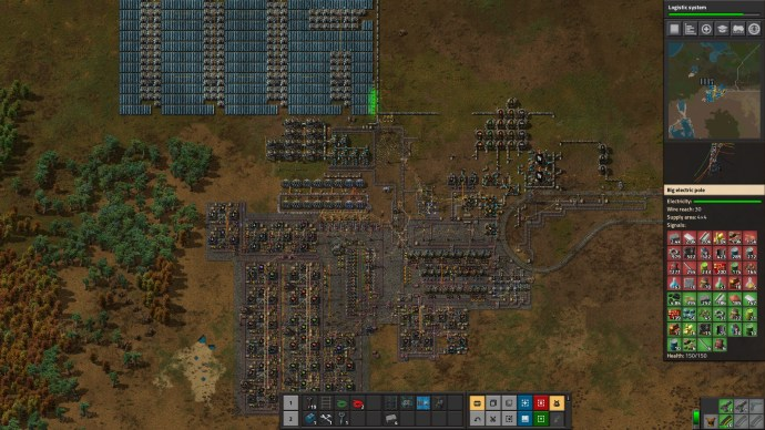 Factorio Wideshot