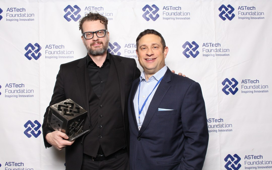 GuildOne selected as winner of ASTech Foundation 2018 Outstanding Achievement in Information and Communications Technology