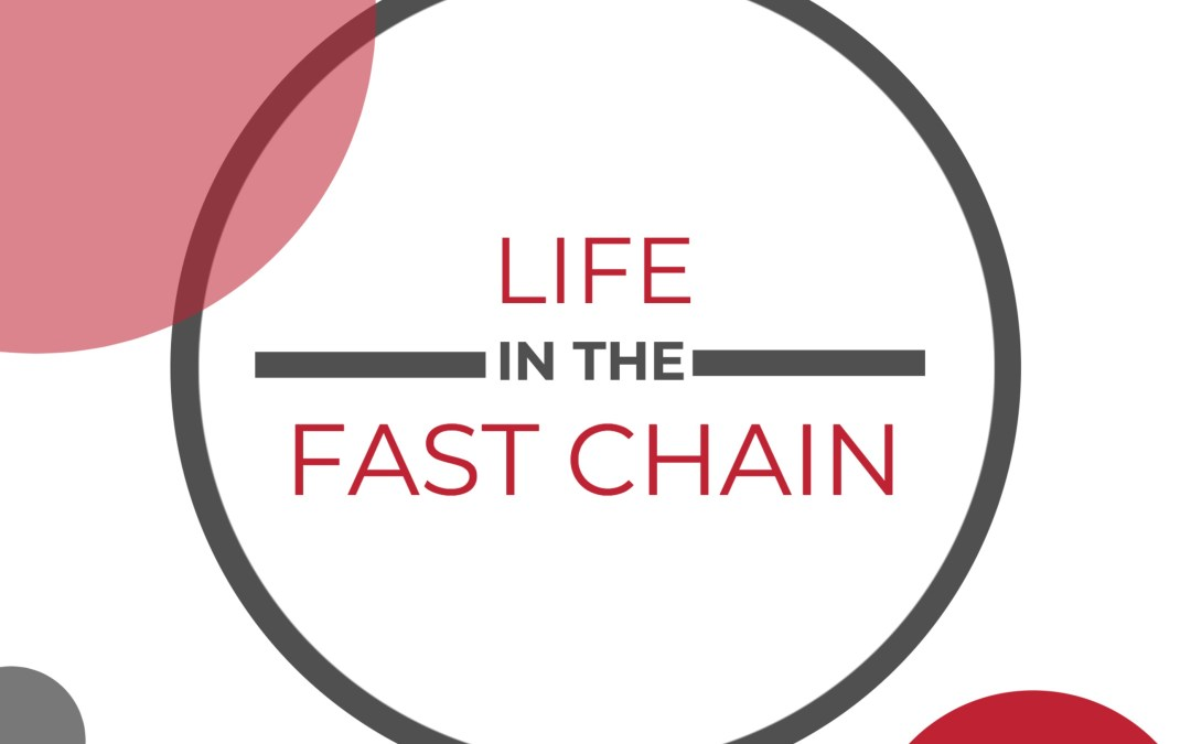 "GuildOne's President and CEO, featured on ""Life in the Fast Chain: A Blockchain Podcast from R3."""