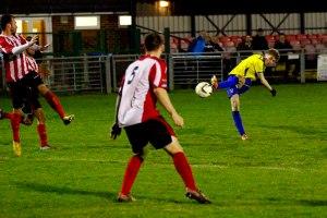 01/03/2016 Redhill FC v Guildford City. City won 0-1.