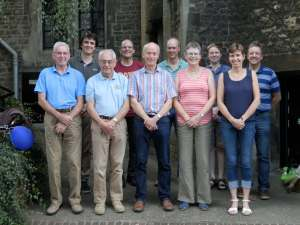 Guildford Guild Band - Sep 2015