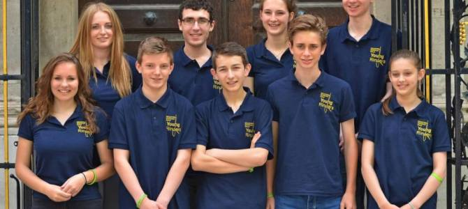 The Ringing World National Youth Contest 2016