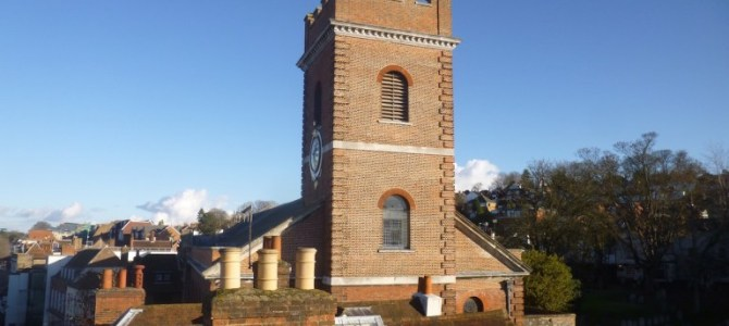 Holy Trinity's Peal Of Bells Will Commemorate Great War Soldier And A Former Bellringer