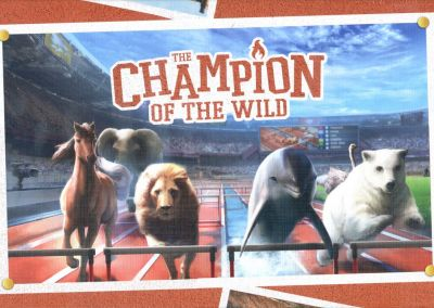 The Champion of the Wild (second edition)