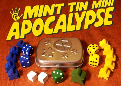 Mint Tin Mini Apocalypse
