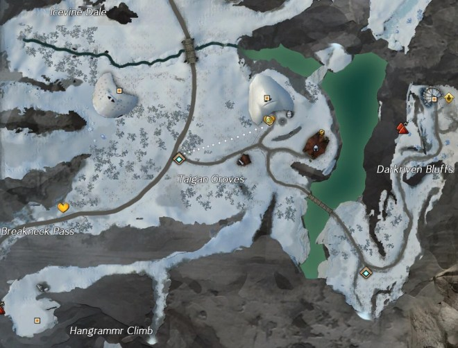 Carmen Fawntracker Map