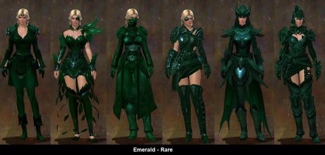 Cheap Emerald Dye
