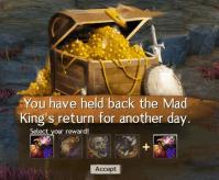 Mad King Loot