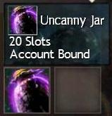 Uncanny Jar