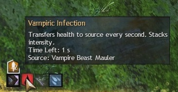 Vampiric Infection