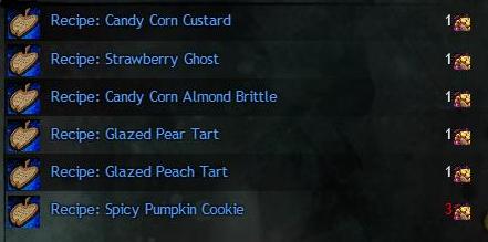 Vendor Recipe