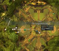 Golden Chicken Map