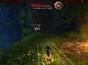 Hidden Amphibian Fight