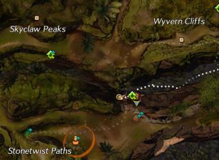 Jungle Totem 8 Map