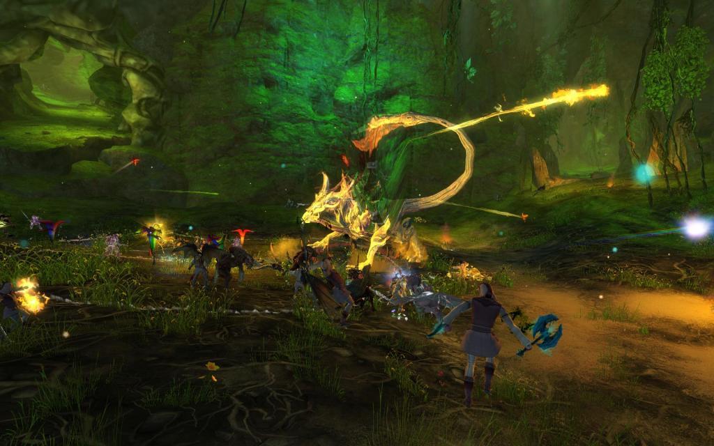 Vinetooth Battle 5