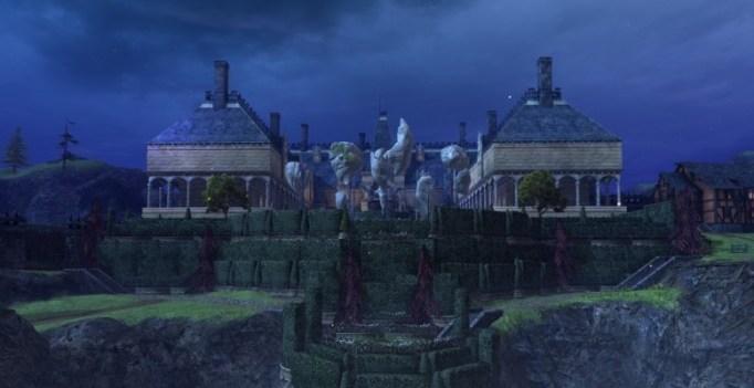 Caudecus's Manor