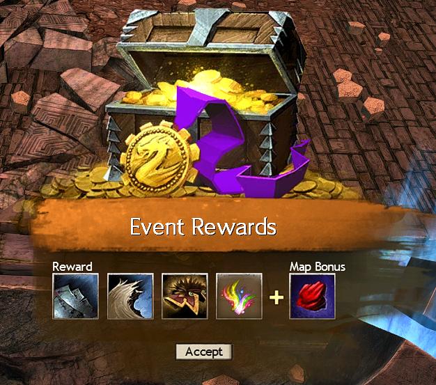 Bloodstone Fen Map Bonus