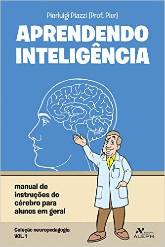 Book Cover: Aprendendo inteligência