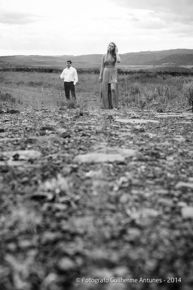 Ensaio Pré Wedding Juliana e Newton