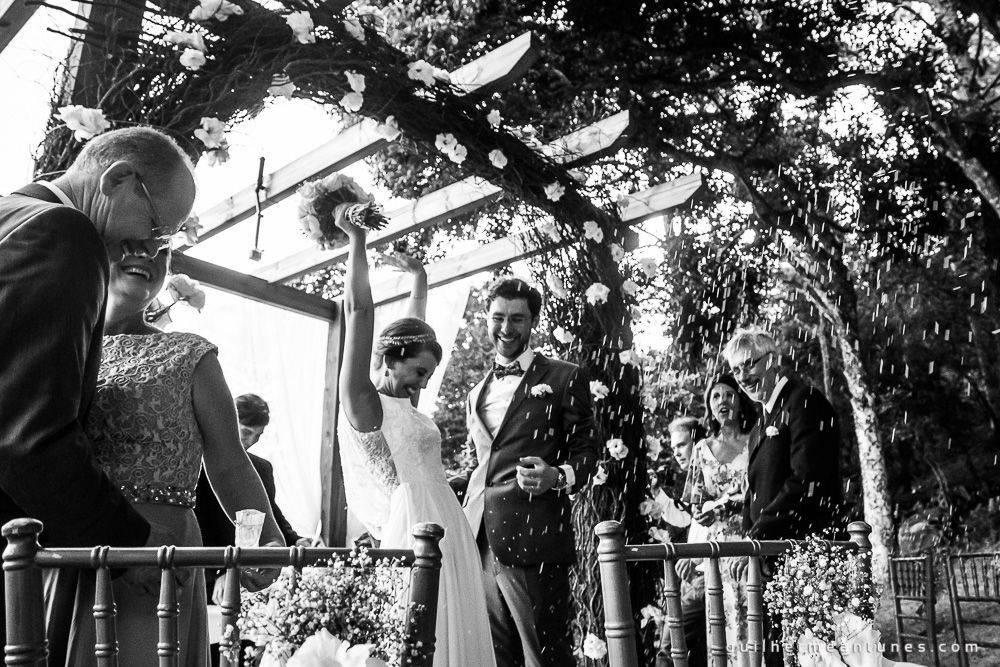 Fotografia de Casamento em Florianópolis: Elisa e Gustavo (Arroz - fotógrafo de casamento)