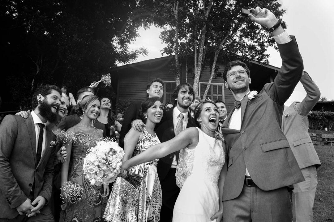 Fotografia de casamento: guarde esse dia para sempre (hora da selfie)