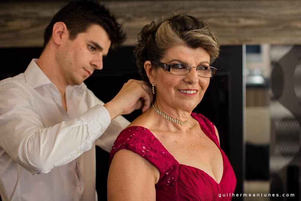 Fernanda e Charles: Fotografia de casamento em Lages (Colar)
