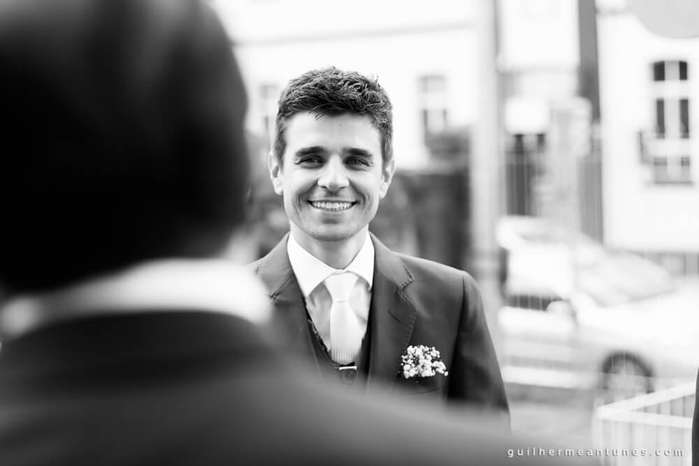 Fernanda e Charles: Fotografia de casamento em Lages (Sorriso e ansiedade)