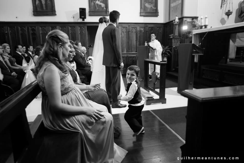 Fernanda e Charles: Fotografia de casamento em Lages (Cerimônia e crianças)