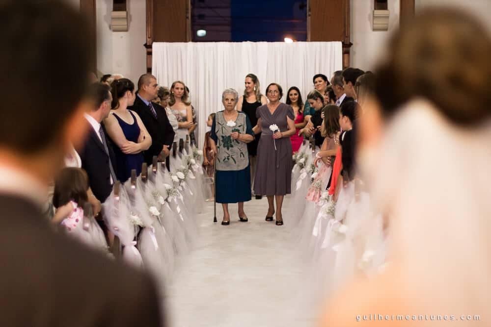 Fernanda e Charles: Fotografia de casamento em Lages (Avós)