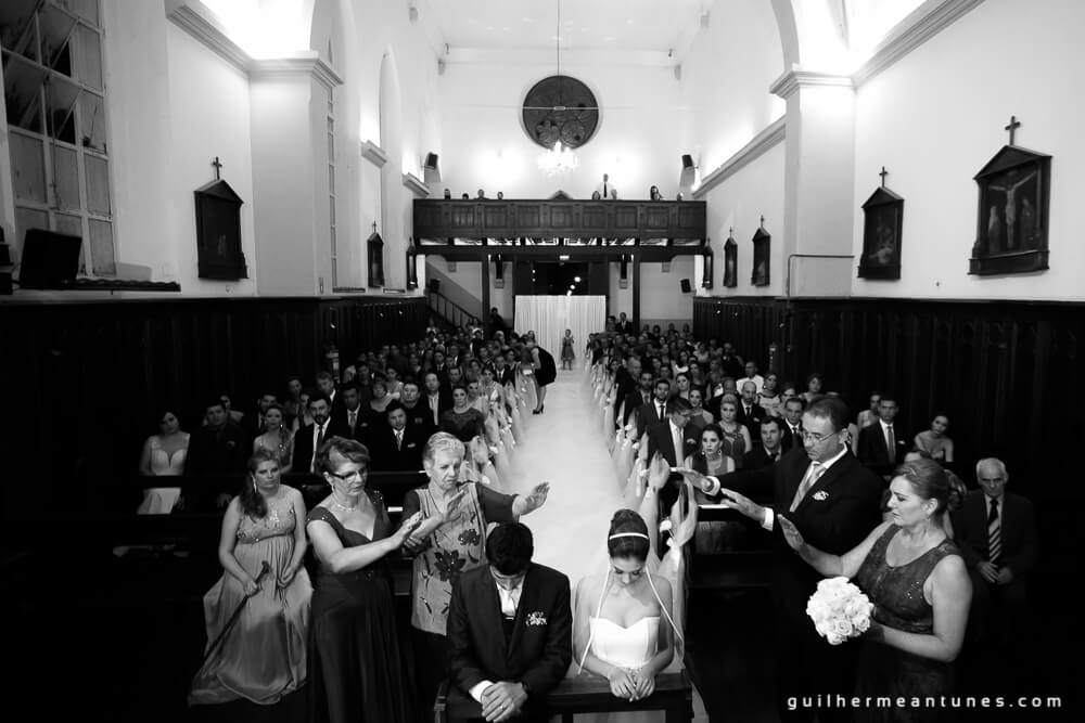 Fernanda e Charles: Fotografia de casamento em Lages (Benção)