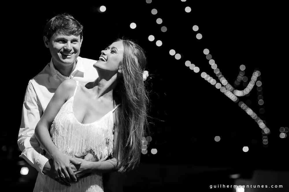 Aletheia e Kleverson: Ensaio pré-wedding (Olhar em Preto e Branco)