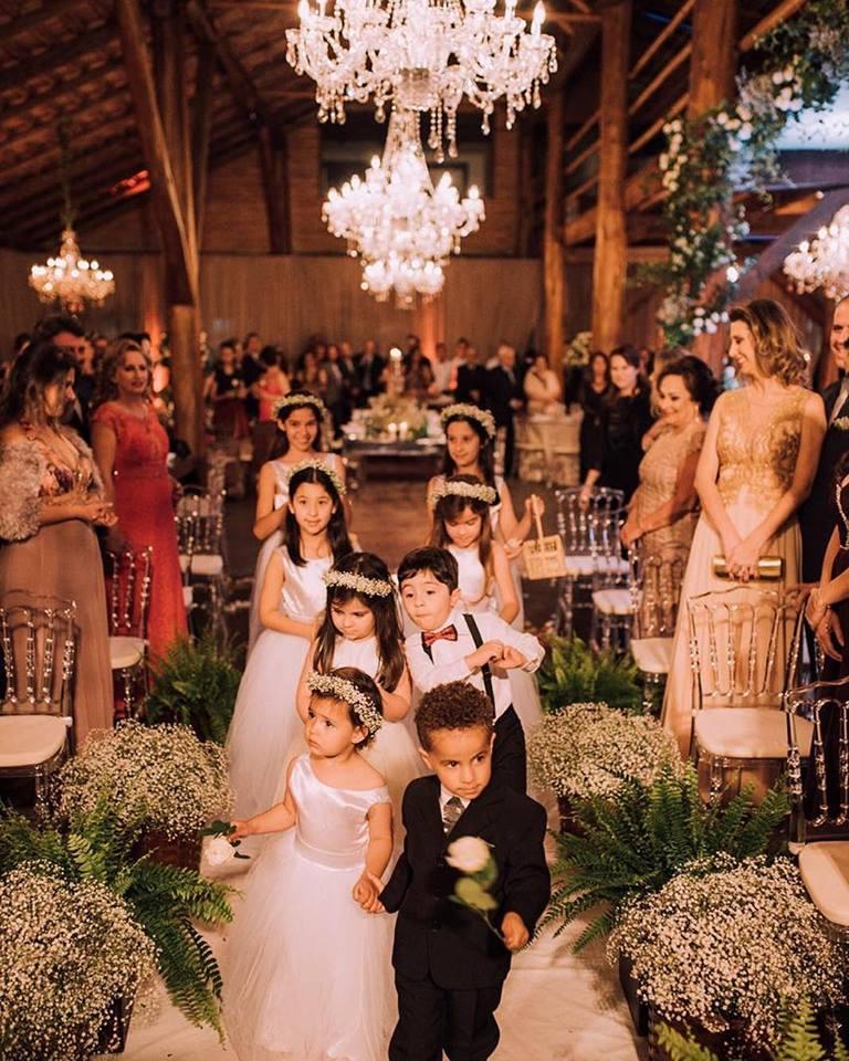 Decoração para Casamentos em Doutor Pedrinho