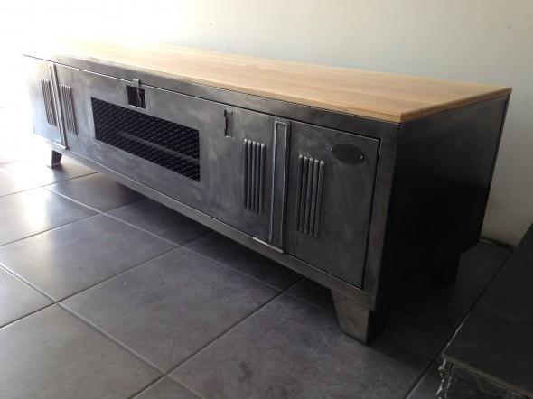 guillaume criquelion creation mobilier style industriel vintage verriere escalier clermont ferrand vichy