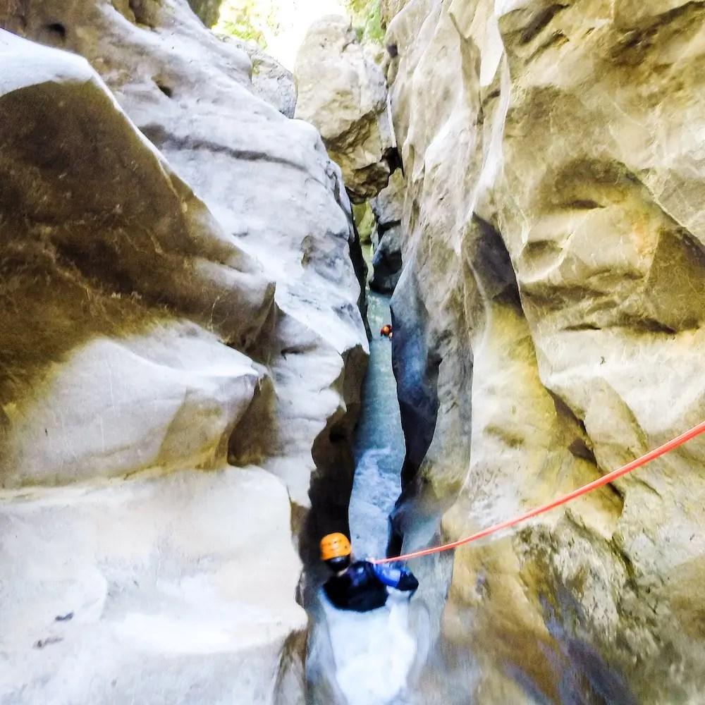 canyon sauvage riolan