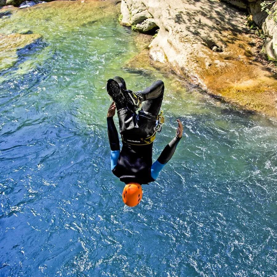 canyon sportif maglia