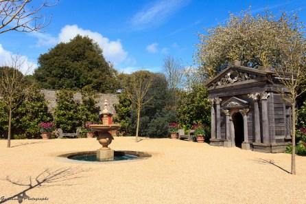 Jardin du Chateau d'Arundel
