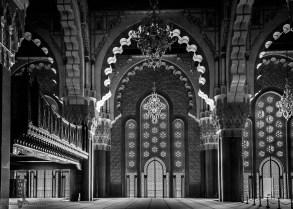 Casablanca -Mosquée Hassan II