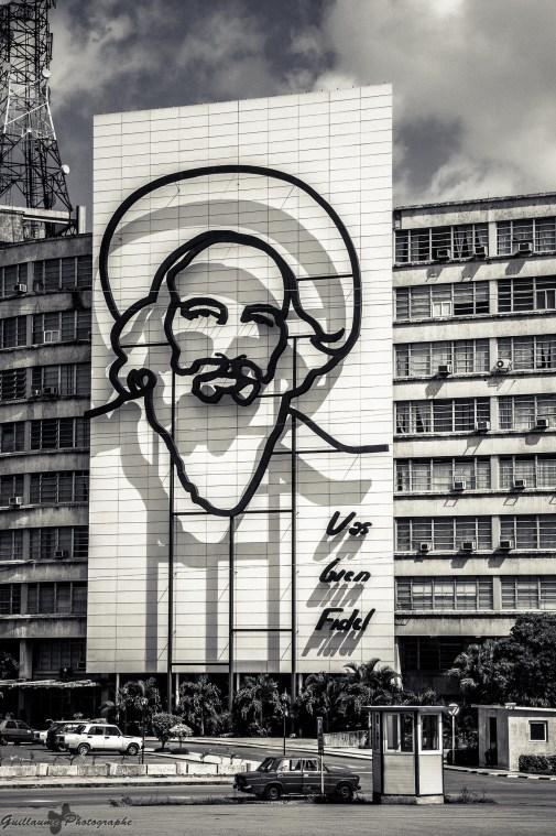 Fidel, La Havane