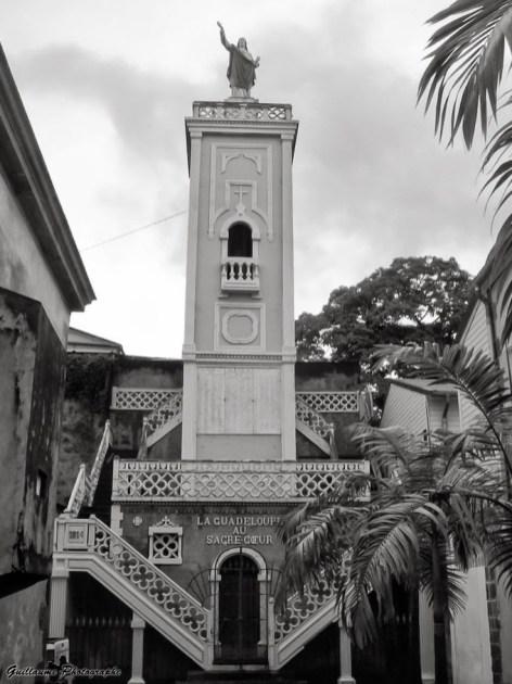 Basse-Terre - Cathédrale Notre-Dame de Guadeloupe
