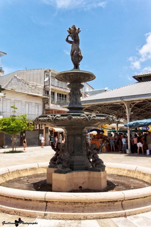 Fontaine Couturier - Fontaine du Marché