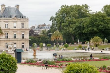 Paris autrement - Luxembourg