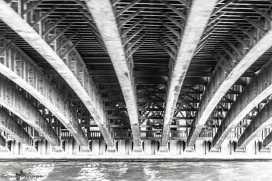 Paris autrement - Sous les ponts