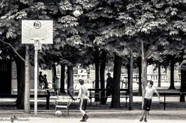 Paris autrement - petits joueurs